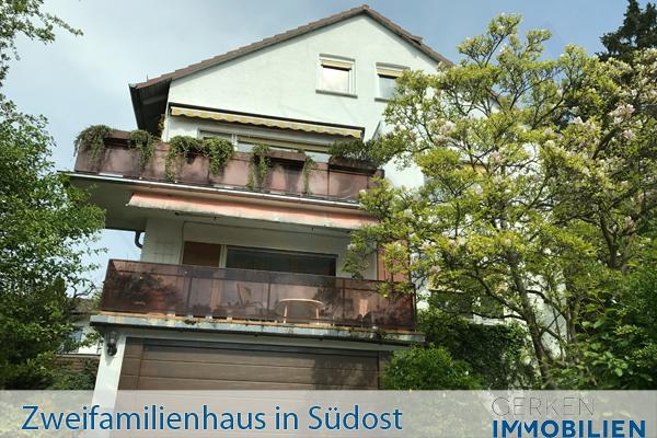 Zweifamilienhaus in begehrter Wohnlage